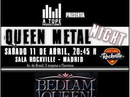 Queen Metal Night
