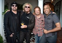 SAMMY HAGAR & THE CIRCLE, WHITESNAKE y NIGHT RANGER