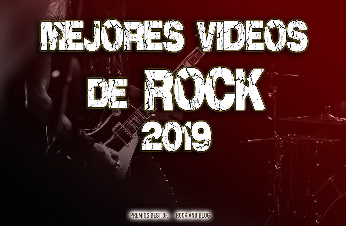 mejores videos de rock 2019