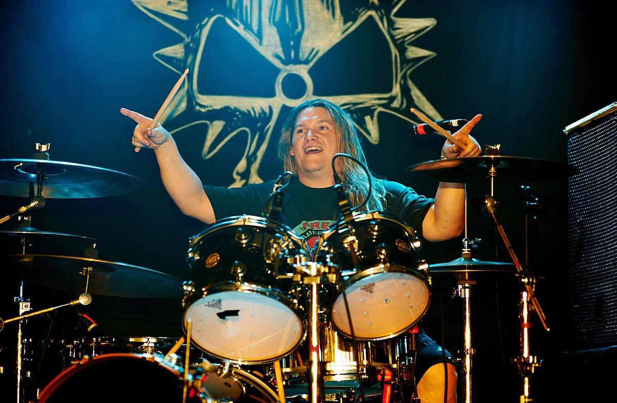 Reed Mullin batería de Corrosion of Conformity ha muerto a los 53 años