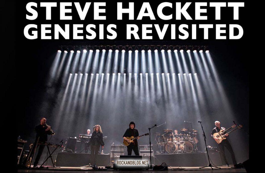 steve hackett genesis revisited tour