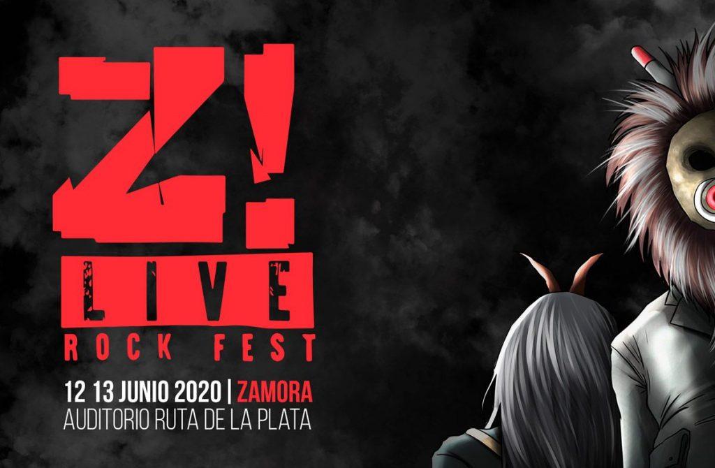 z live concurso bandas