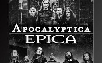 apocalyptica epica spain 2020