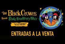 entradas a la venta black crowes