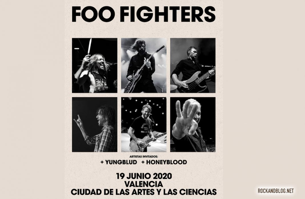 foo fighters gira 200 rock and blog valencia