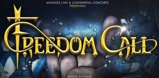 freedom call setlist gira 2020