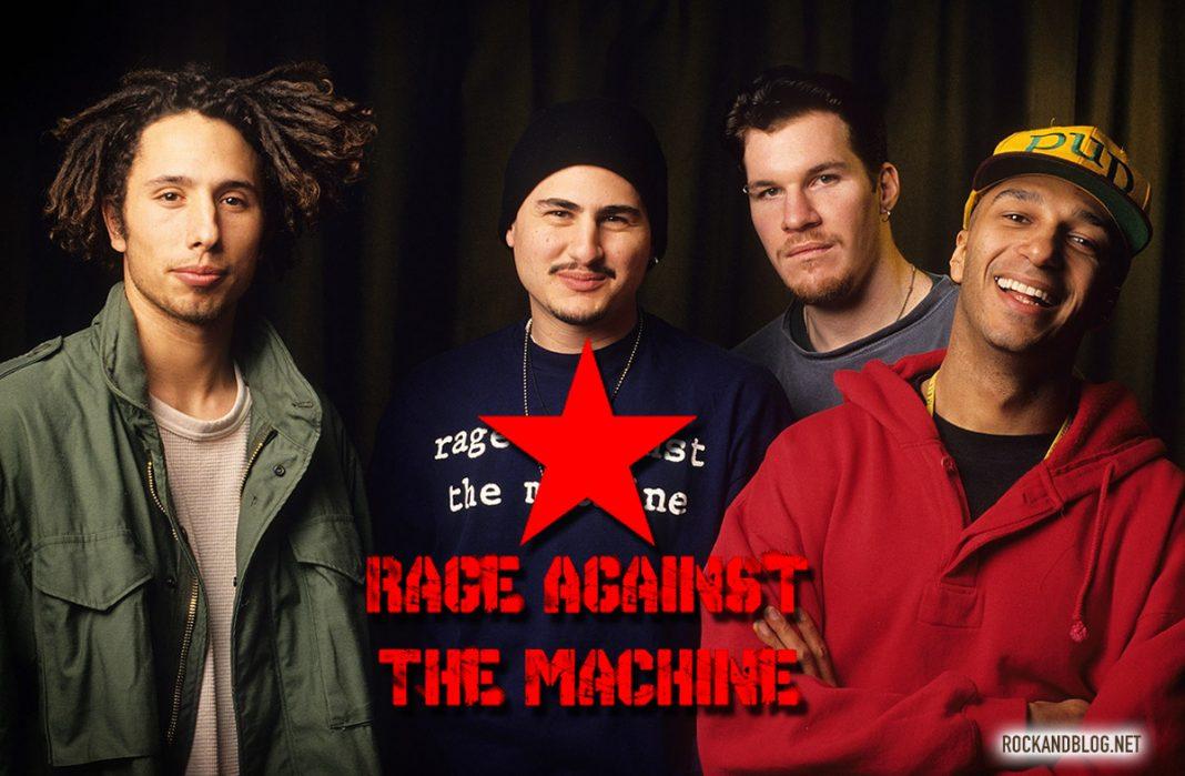 rage against de machine gira 2020