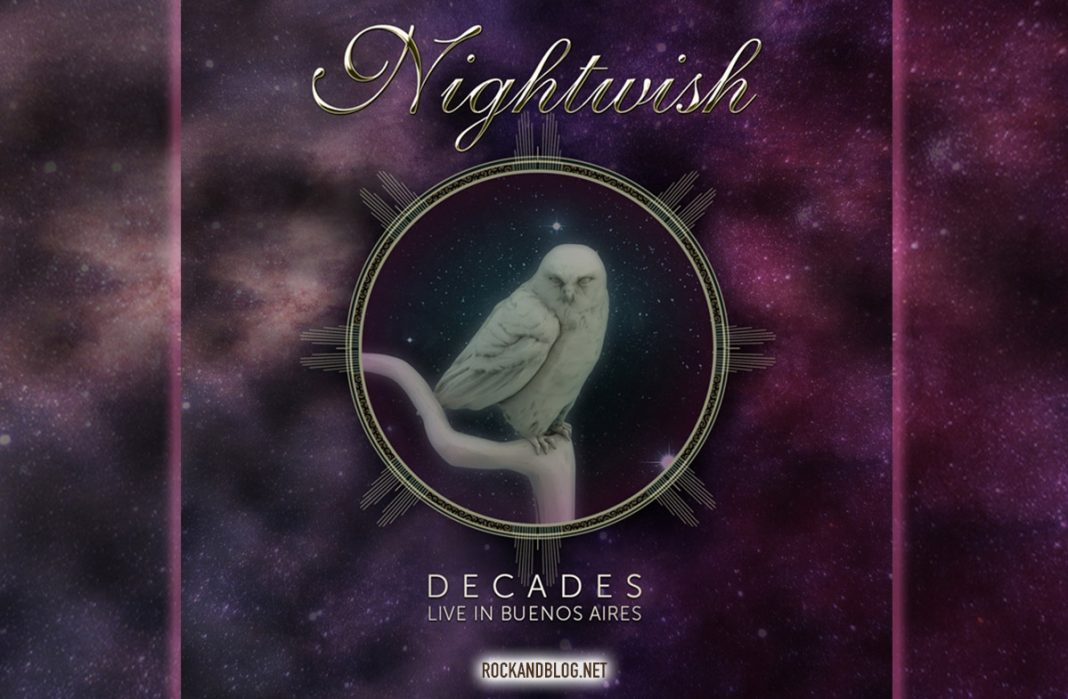review nigthwish decades live