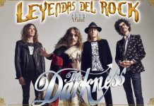 the darkness leyendas del rock