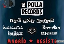 the toy dolls madrid