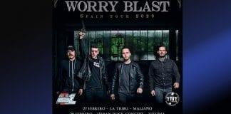 worry blast spain tour 2020