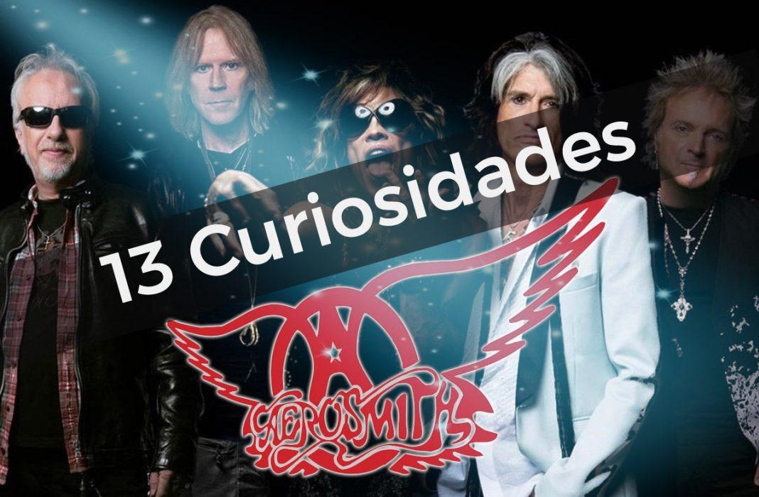 13 curiosidades aerosmith rock and blog