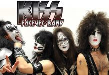 kiss forever band spain 2020