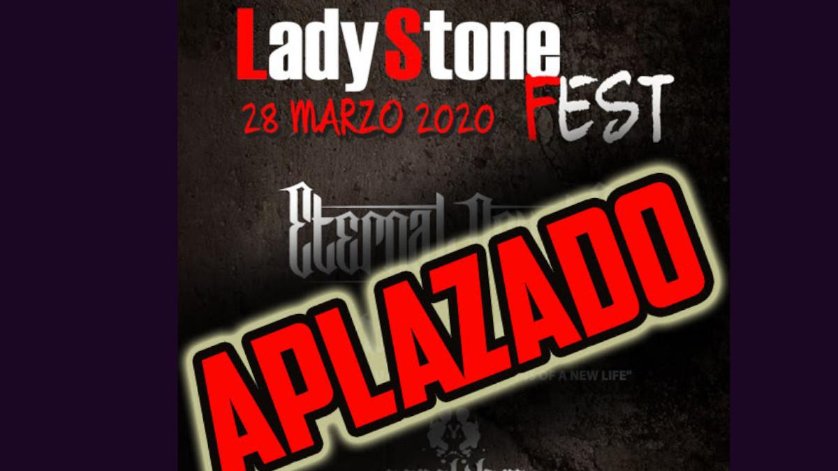 lady stone fest aplazado