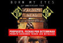 machine head burn my eyes tour