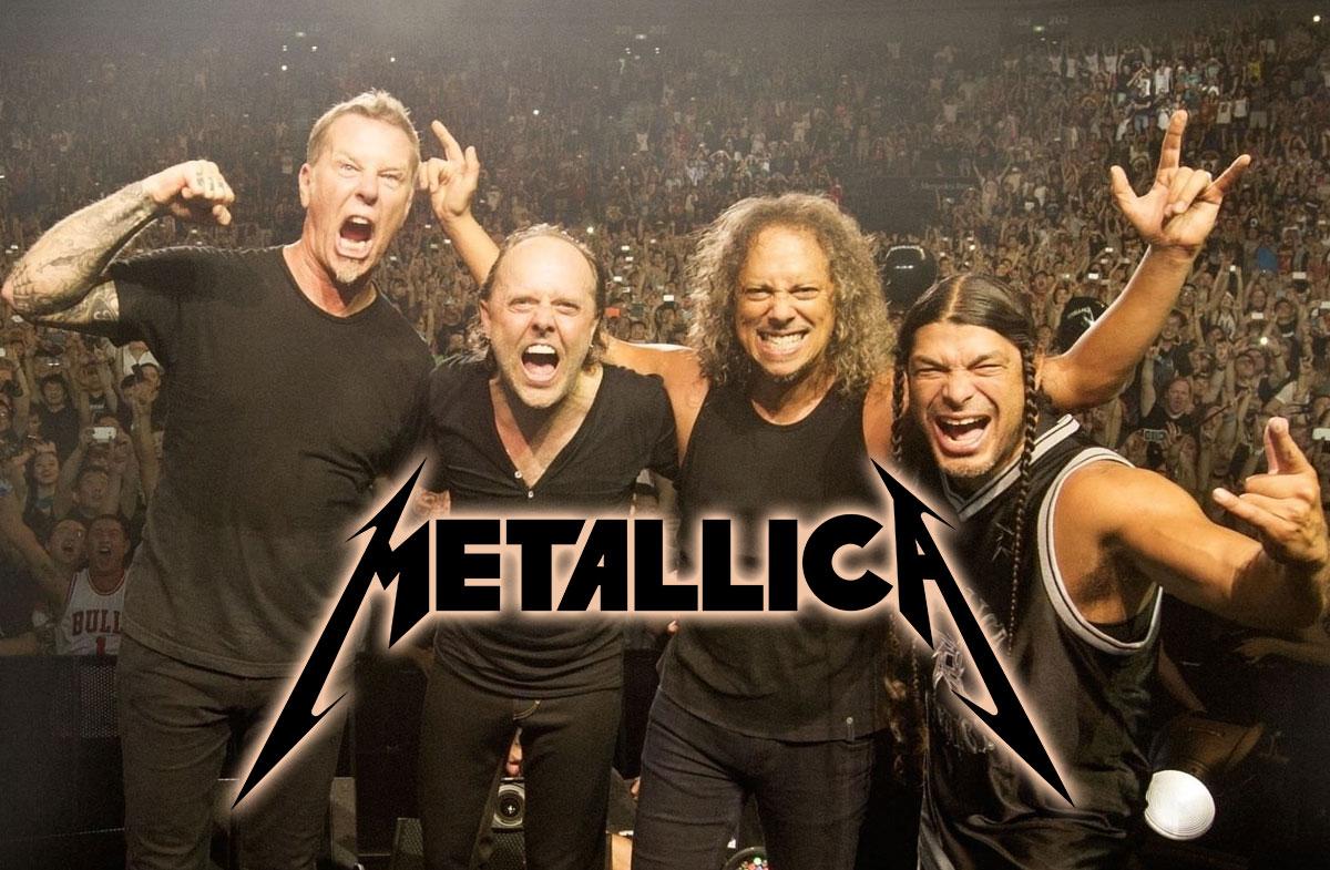 Metallica liberará conciertos por streaming cada lunes