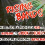 Rising Bands Rock and Blog