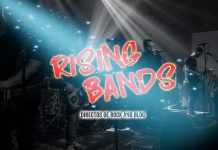 Rising Bands bandas abril