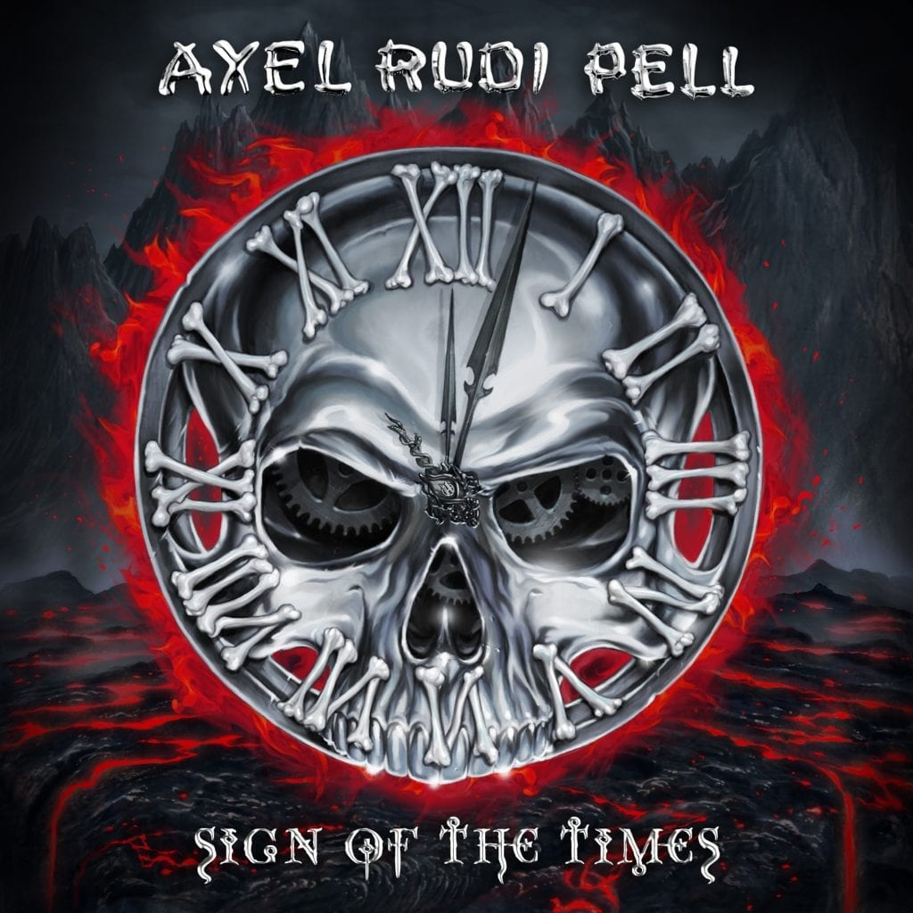 axel rudi pell song of the times cover