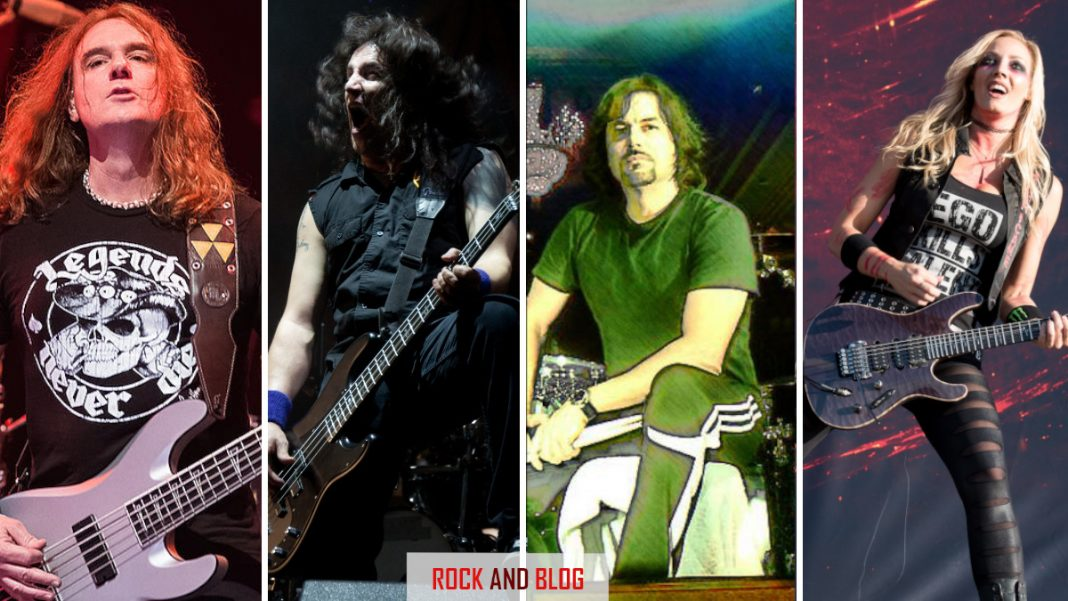 clases online megadeth alice anthrax