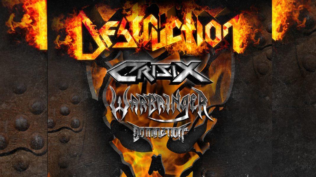 destruction gira crisix 2020