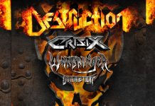 destruction gira crisix 2020
