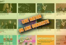 live nation online concerts