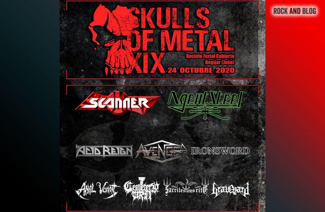 skulls of metal festival xix