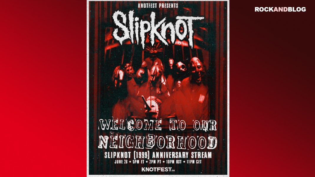 slipknot welcome to our neighborhood