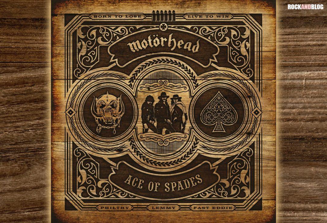 ACE OF SPADES 40 Aniversario Deluxe Box Set