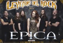 epica al leyendas del rock 2021