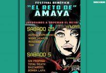festival benefico el reto de amaya