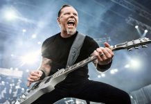 james hetfield nueva musica metallica
