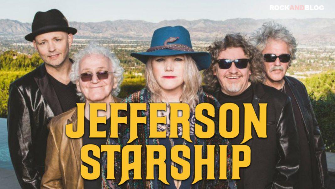 jefferson starship new album