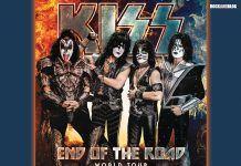 kiss en madrid 2021