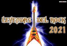 leyendas del rock 2021 entradas