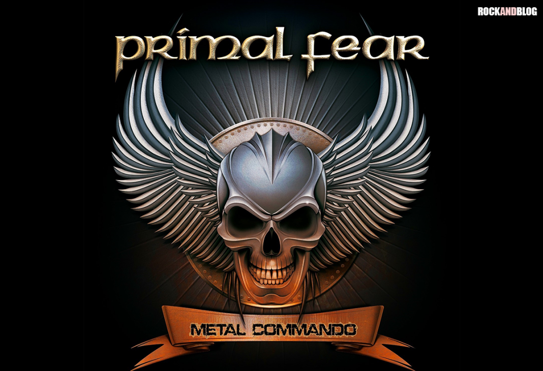 review primal fear metal commando
