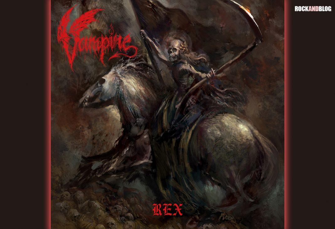 review vampire rex