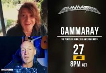 gammaray 30 aniversario streaming