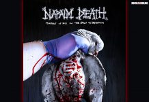 napalm death review Jaws Of Defeatism