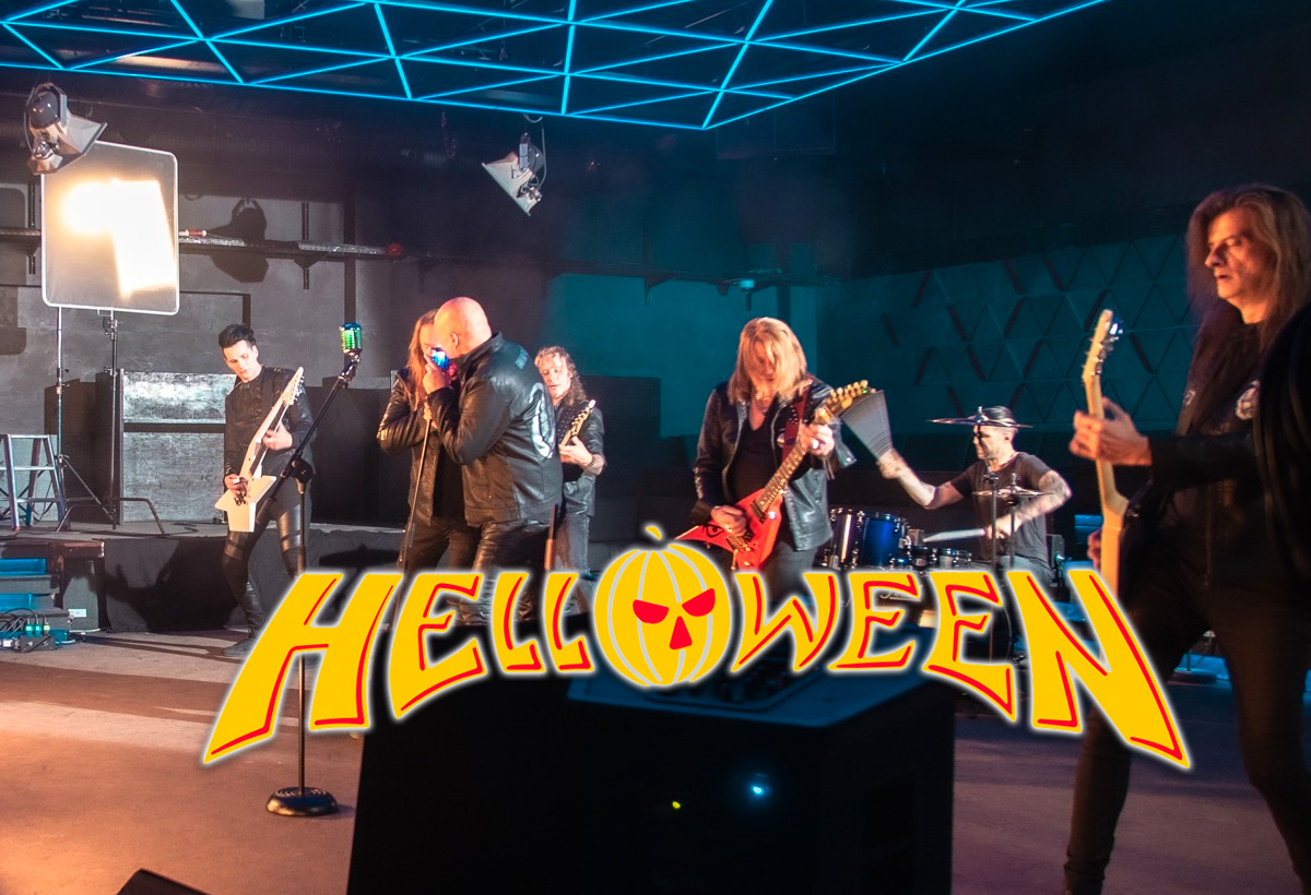 helloween nuevo video