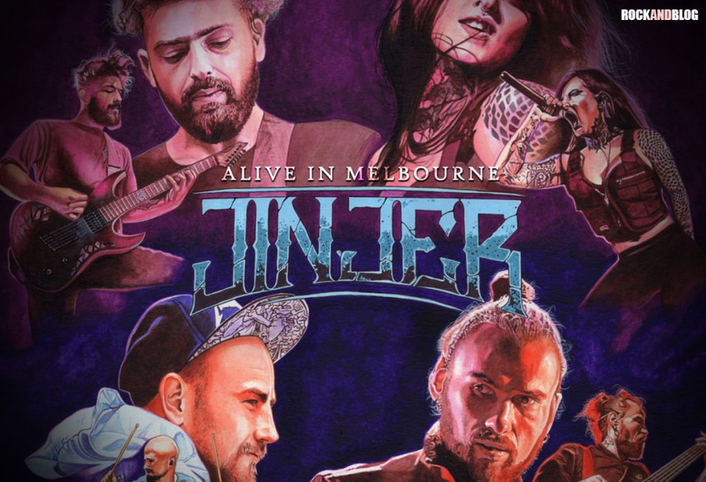 jinjer alive in melbourne
