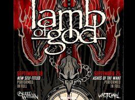 lamb of god new streaming