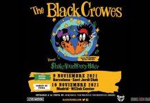 the-black-crowes-madrid-barcelona-2021