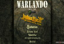 warlando judas priest florida