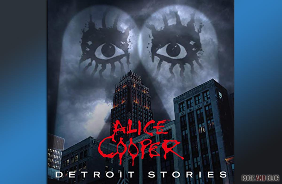 """Alice Cooper anuncia nuevo álbum """"Detroit Stories"""""""