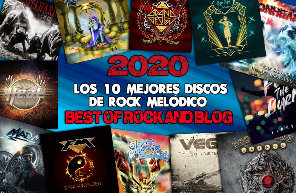 mejores-discos-rock-melodico-2020-best-of-rock-and-blog