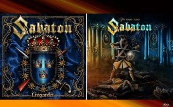 """""""Livgardet"""" es la nueva canción de SABATON que llega además acompañada de vídeo musical junto al anuncio de """"The Royal Guard"""""""