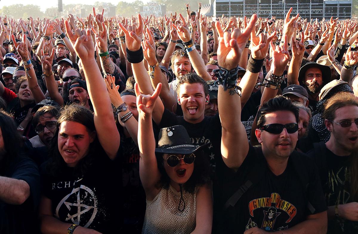 TEXAS permitirá conciertos de aforo completo sin mascarilla