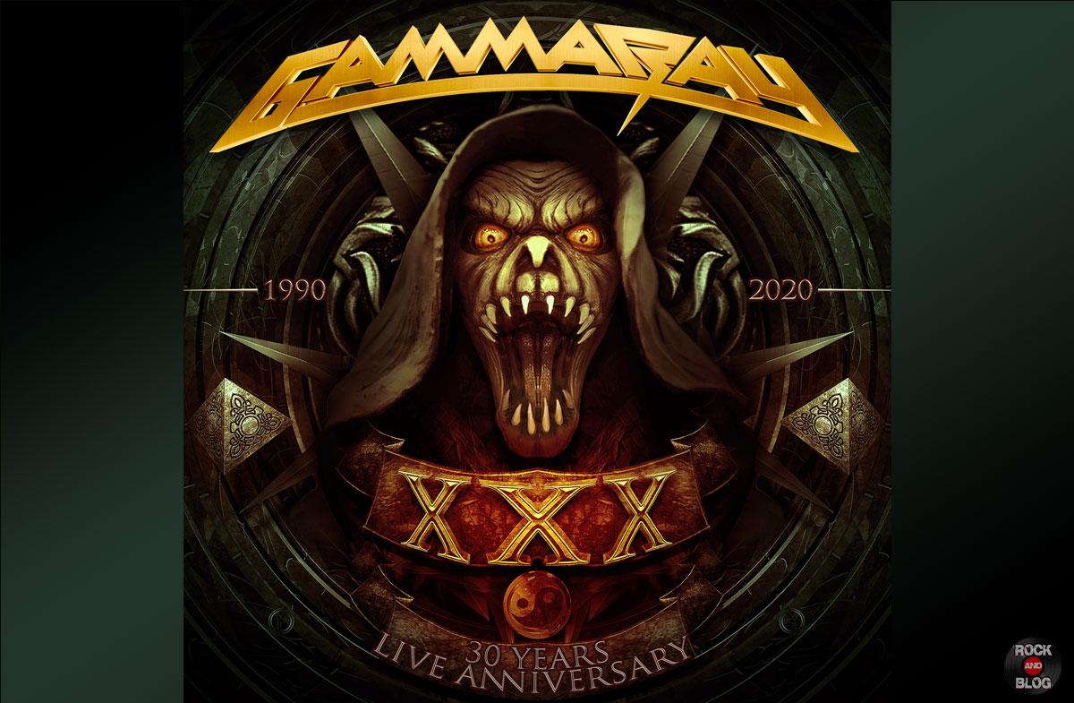 No se habla del nuevo disco de Gamma Ray aqui? Gammaray-30-aniversario